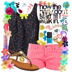 """""""Colours<3"""" by calm-it-curly on Polyvore"""