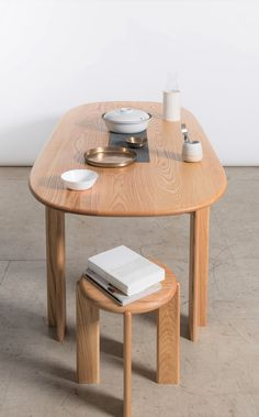 Miro Dining Table by Studio Snng