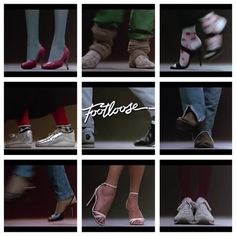 Footloose (1984) me and my sisters still make our feet do these moves when we hear the song!