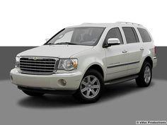 2009 Chrysler Aspen- LOVE, LOVE, LOVE my car!!!!!