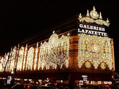 Christmas in Paris... I want to go back!