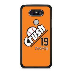 Chris Davis Crush LG G6 Case Dewantary