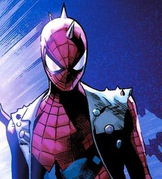 Spider-Verse Week 2 continues! Here's one of the more popular characters to emerge from Spider-Verse: Hobie Brown of Earth-138. Nicknamed Spider-Punk in Amazing Spider-Man but actually called the A...
