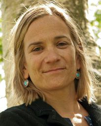 Tracy Chevalier, author of Girl with a Pearl Earring, Burning Bright