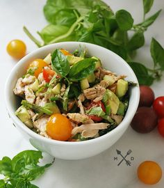 Summer Chicken Salad