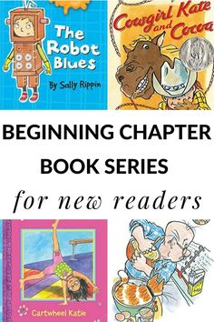 book series for new