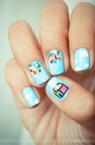 June Nail Art Favorites by Orlando Makeup Artist and LA makeup artist #nails