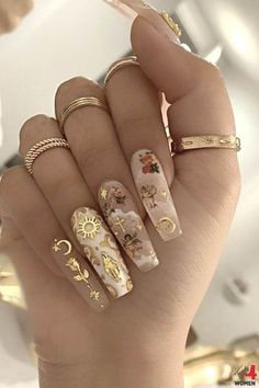 Cute Acrylic Nail Designs, Simple Acrylic Nails, Summer Acrylic Nails, Best Acrylic Nails, Pointy Acrylic Nails, Pastel Nails, Edgy Nails, Aycrlic Nails, Stylish Nails