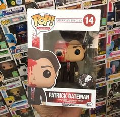 Patrick Bateman Funko Pop Sale