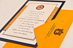 FOR THE FUTURE! Traditional Graduation Announcements  College by LittleMagicCards, $62.50