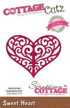 CottageCutz Sweet Heart (Elites)