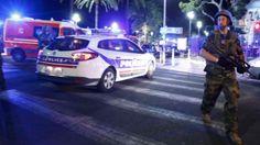 Terror in Nizza