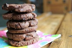 World Peace Cookies- Plan on at least 2-3 hours to chill dough before baking.