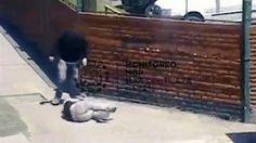Hace un poco más de un año el video donde un joven de 27 años golpeaba brutalmente a su pareja en u...