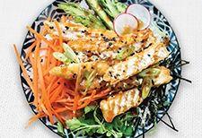 fishless filet donburi bowl