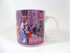 #pickingparadise #ppt Disney Sleeping Beauty Mug Retired Aurora by TheRoseGardenVintage