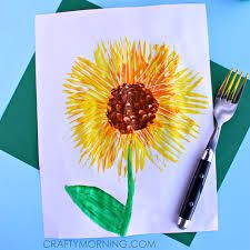 Image result for simple flowers for kids to make