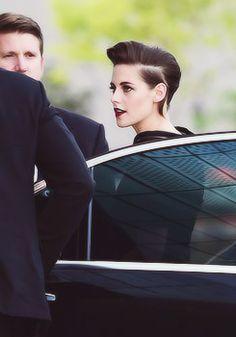 × NEW Kristen Stewart #chanel event pics