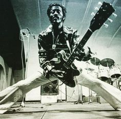 Chuck Berry baby!