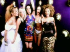 Spice Girls - Who Do You Think You Are  | the best of 90's POP music