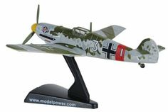 Messerschmitt Bf109E Aircraft Built-Up Die Cast 1-87 Model Power by Model Power. Save 10 Off!. $12.58. No Assembly Required!. 1-87 Scale. From the Model Power Postage Stamp Series. Fully painted with detailed history of aircraft, embossed stand super detailing. No assembly required.