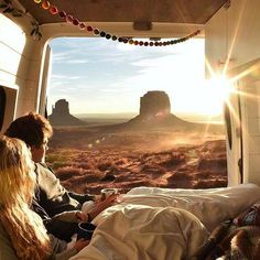 Watch the sunset Love Nature Adventure Time Nature Adventure, Adventure Time, Adventure Travel, Adventure Couple, Van Life, Monument Valley, Sunset Love, Van Living, Travel Aesthetic