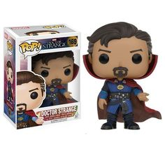 Dr. Strange Movie - Marvel - Dr. Strange Pop Vinyl Figure - Funko - Woozy Moo