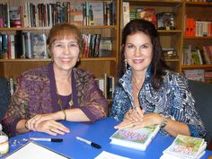 Smart-Tea (d) Authors Donis Casey & Mara Purl at their PEO Smart-Tea, Changing Hands Bookstore, October 2011