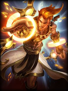 Post with 26520 views. Smite God Image Cards (Default only) Greek Gods And Goddesses, Greek Mythology, Roman Mythology, Fantasy Male, Fantasy Warrior, Apollo Greek, Character Art, Character Design, Olympia
