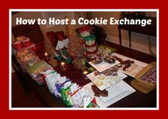 How to host a holiday cookie exchange || momstown.ca (link updated)