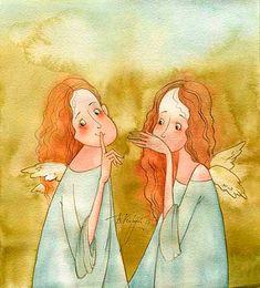 Другие Ангелы другой Виктории