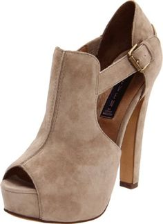 Amazon.com: Steven by Steve Madden Women's Gallah Platform Pump: Steven by Steve Madden: Shoes    Love em!
