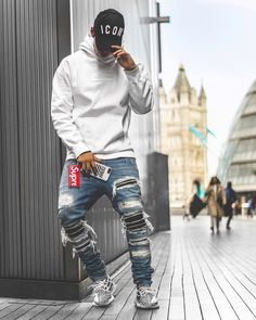 "3,156 Likes, 172 Comments - Uk's Biggest hypebeast  (@aripetrou) on Instagram: ""My type of Gang Sh** ⚒W/@aadesh_416. The fits  ______________________________________ Aadesh…"""