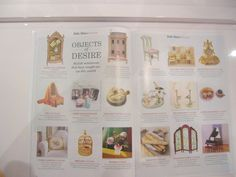 my work featured in mays edition of the dolls house magazine
