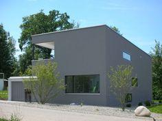 EFH Steinbreite, Ehrendingen, 2009 : Moderne Häuser von 5 Architekten AG