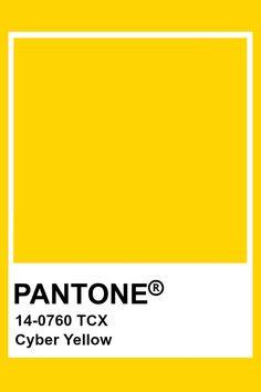 Pantone Cyber Yellow Colour Pallete, Colour Schemes, Color Combos, Pantone Colour Palettes, Pantone Color, Pantone Number, Pantone Swatches, Color Swatches, Textiles