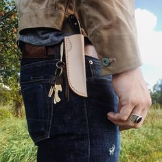 """Last day to save 20% using code """"newcombs""""! Thanks so much for the support shown already!  #woodnsteel #handmade #knife #knives #edc #dailycarry #hiking #camping #outdoors #adventure #vscocam #keychain #keyhook #brass #leather #horween #madeinusa #indiana #rogueterritory"""