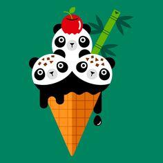 Pandasorbet