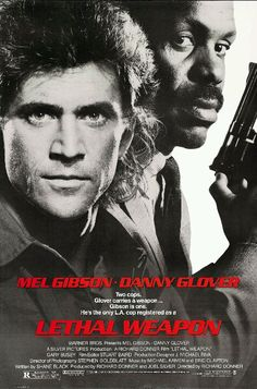 Arma letal - Lethal Weapon - Un film di Richard Donner. Con Mel Gibson, Danny Glover, Gary Busey, Mitch Ryan, Tom Atkins.  Título original Lethal Weapon. Policíaco, duración 110' min. - USA 1987