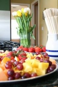 Best Foods for an Apartment or House Warming Party