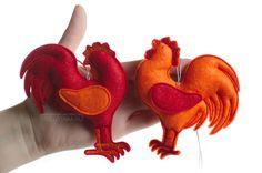 коллекция петухов опубликована:) #петух #символ_года #сувенир #новыйгод #gifts #handmade #artcraft #эко #подарки_из_фетра ктототам.рф интернет-магазин, ktototam.ru - производство на заказ оптом