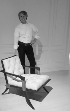 The Athens Chair: From Inspiration to Market – by Thomas Pheasant - nice blog about the klismos chair #Baker #furniture