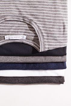 Alternative 100% Organic Pima Cotton T-shirt.
