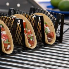 Geinous! La Fiesta Taco Grill Rack