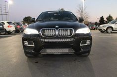 2013 Bmw X6 xDrive35i AWD xDrive35i 4dr SUV SUV 4 Doors Black Sapphire Metallic for sale in Schererville, IN Source: http://www.usedcarsgroup.com/used-bmw-for-sale-in-schererville-in