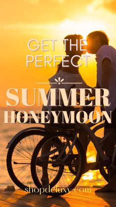 Can't decide on where you want to go for your honeymoon? Your honeymoon is going to be one of the most romantic days of your life and this summer honeymoon guide should give you all the tricks and tips to have the perfect honeymoon. From asking yourself how to find the best honeymoon destination to looking for the best summer honeymoon activities, we've compiled a list of everything you can do to get the best summer honeymoon Best Budget Honeymoon Destinations, Roadtrip Honeymoon, Honeymoon Tips, Hawaii Honeymoon, Romantic Getaway, Most Romantic, Summer Wedding Cakes, Favorite Person, Time Travel