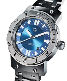 German Watches, Dive Watches, UTS Watches
