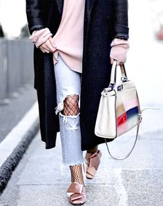 """The """"Odd"""" Outfit Combination That's Huge Right Now via @WhoWhatWear"""
