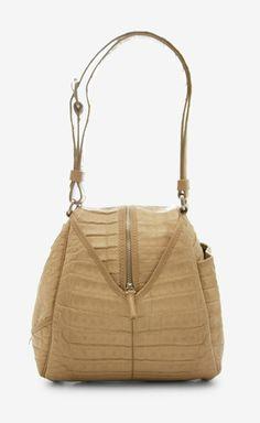 Hogan Tan Shoulder Bag