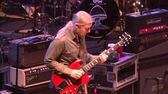 """The Allman Brothers Band performs Elmore James' """"The Sky Is Crying"""" on 12/3/2011 at the Orpheum Theater, Boston, MA. Brought to you by Less Than Face Product..."""